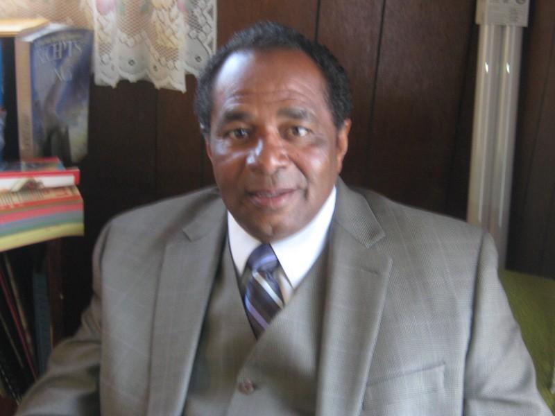Rev. Dennis Hodge